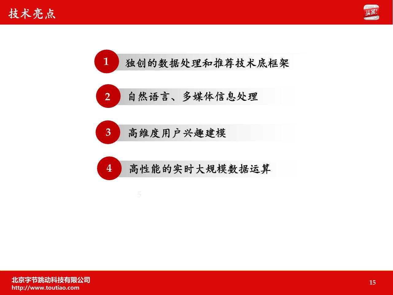 今日頭條2013年B輪融資商業計劃書-undefined